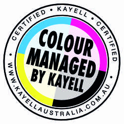 Colour Managed By Kayell